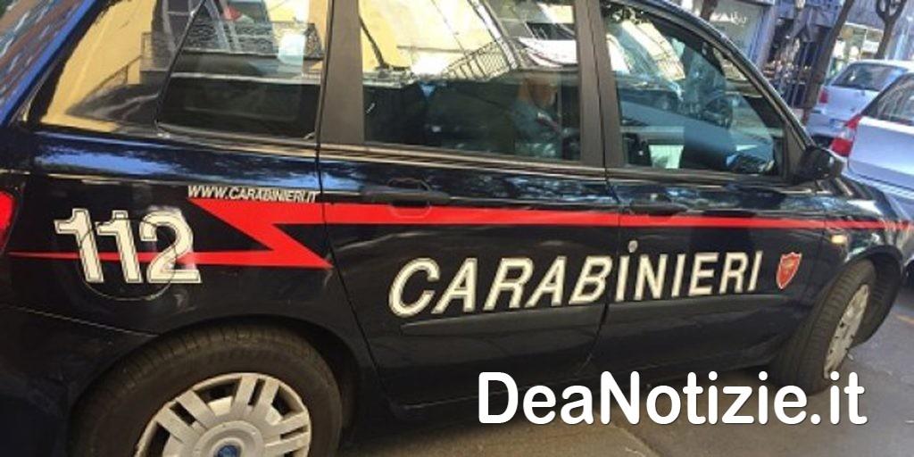 e66f1187e47a5 I Carabinieri di Capua hanno eseguito un ordinanza di custodia ...